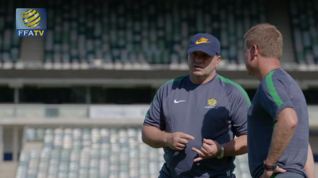 FFA TV | Socceroos ready to roll: Ange