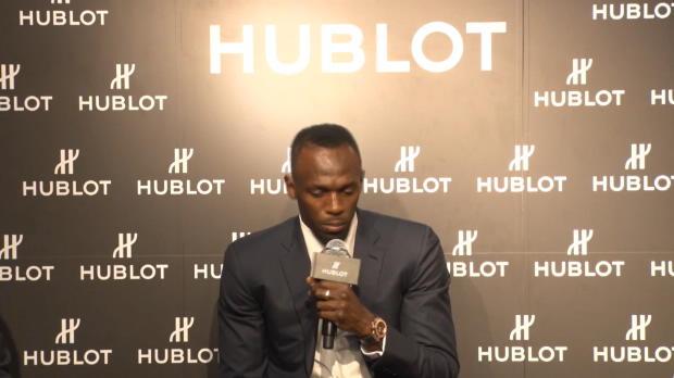 """Usain Bolts Karriereplan: """"Fußball spielen"""""""