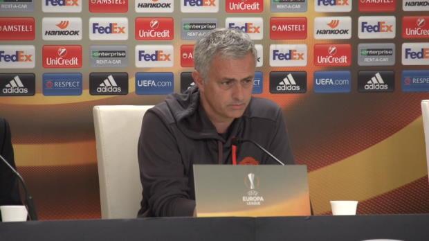 "Jose Mourinho: ""Fokus voll auf Europa League"""