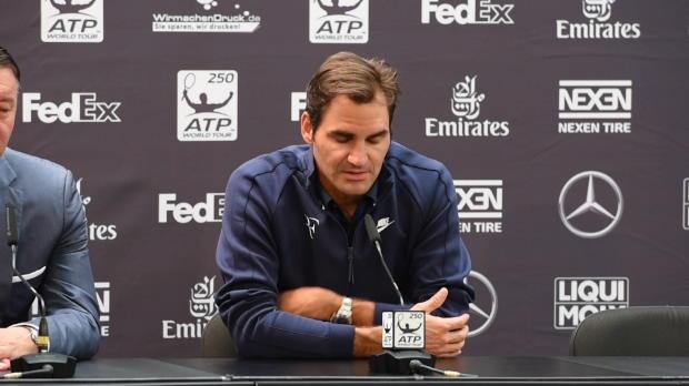 Stuttgart: Federer: French-Open-Absage richtig