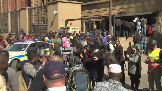 Totschlag! Lange Gefängnisstrafe für Pistorius