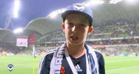 When we spotted 12-year-old Hamish Williamson's vlogs this season, we invited him to go pitch side for our Round 23 game against Perth Glory.