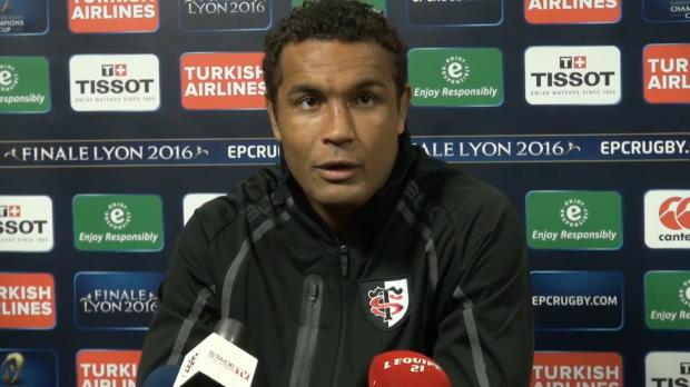 Champions Cup - Dusautoir - 'Les Saracens, c'est costaud'