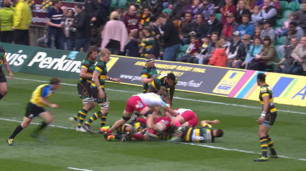 Aviva Premiership - Match Highlights - Northampton Saints v Harlequins