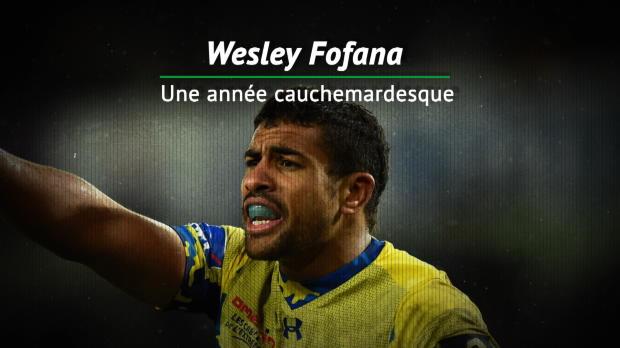 Top 14 - Rétro 2017 : L'année cauchemardesque de Wesley Fofana