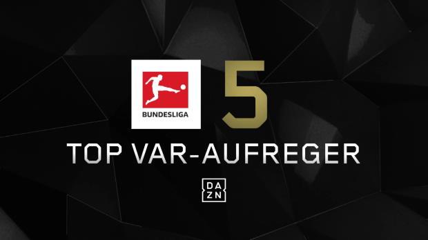 Die Top 5 VAR-Aufreger der Saison 2017/2018