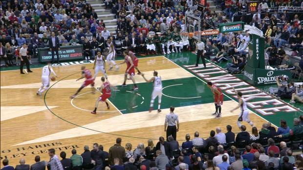Bulls vs. Bucks Game 3