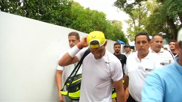 """Buenos Aires - Rafa Nadal: """"Tengo mi cabeza exclusivamente en Argentina"""""""