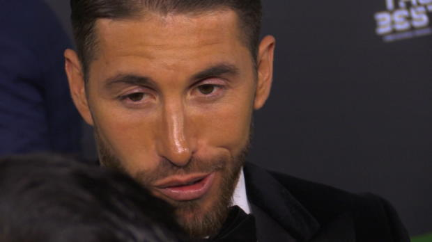 Football Awards: Ramos: Ronaldo soll es genießen