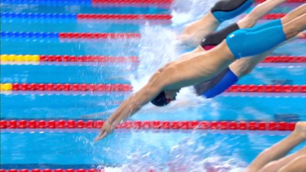 Deutsche Schwimmerin schafft die Sensation