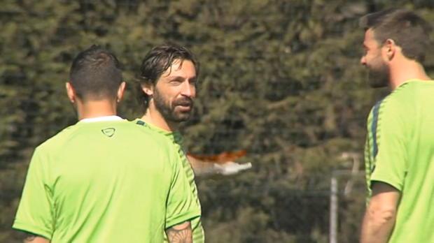 Villa, Lampard und Pirlo bald zusammen in NYC?