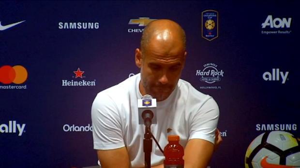 كرة قدم: الدوري الممتاز: كولاروف يغادر وسيتي بحاجة ماسة للظهير - غوارديولا