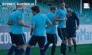 FFA TV | Trent Sainsbury, who has enjoyed some memorable moments against UAE, says this qualifier is a 'must-win' for the Caltex Socceroos.
