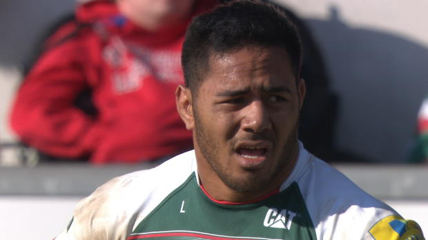 Aviva Premiership - Manu Tuilagi's excellent performance against Gloucester Rugby
