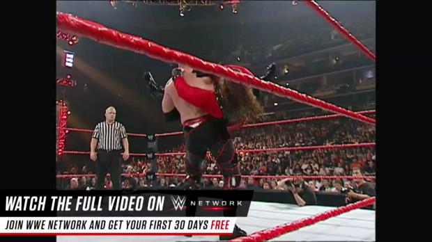WWE Network: Imposter Kane vs. Kane: Vengeance 2006