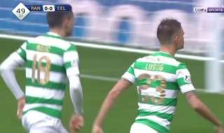 Check out Tom Rogic's goal as Celtic beat Rangers 2-0 in the SPL's Old Firm derby.