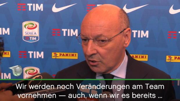Juve-Boss Marotta: So einen Spieler suchen wir