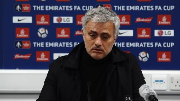 FA Cup: Mourinho: Remis wäre kein Drama gewesen