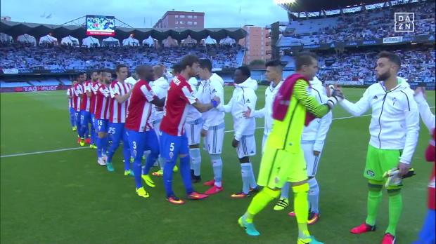 Celta Vigo - Sporting Gijon