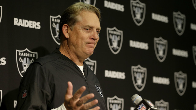 Oakland Raiders postgame press conference