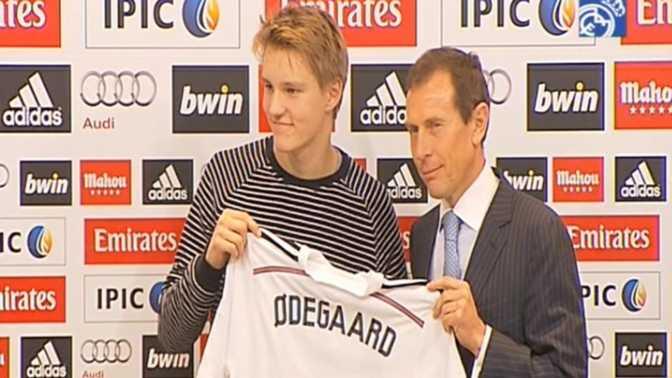 Transferts - Odegaard, la nouvelle pépite du Real Madrid