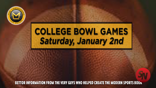 College Bowl Games January 2nd