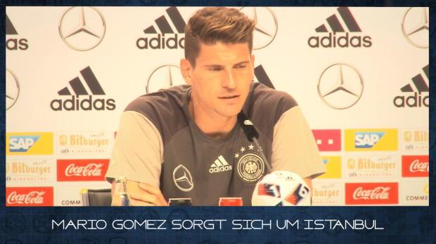 EM in 60 Sekunden: Bale bereit für Belgien