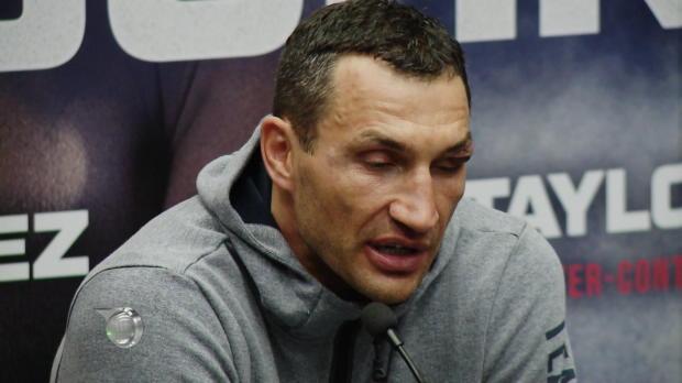 """Boxen: Klitschko: """"Habe eine Rematch-Klausel"""""""