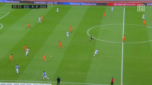 Real Sociedad - Malaga