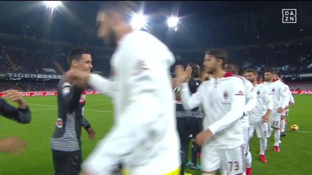 Neapel - AC Mailand