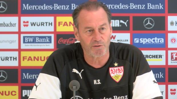 """Stevens: """"Weiß, was Abstieg für VfB bedeutet"""""""