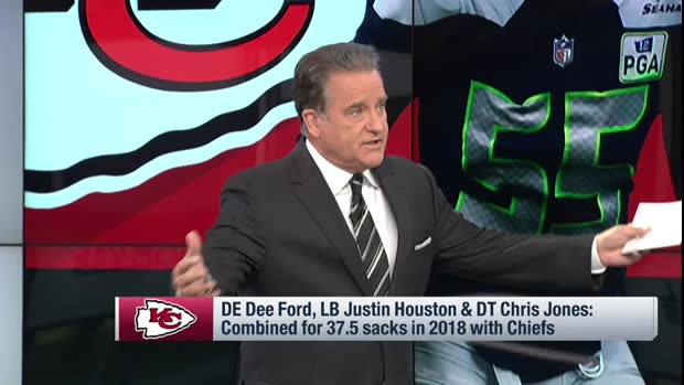 Willie McGinest breaks down what Kansas City Chiefs defensive end Frank Clark, safety Tyrann Mathieu will bring to Chiefs