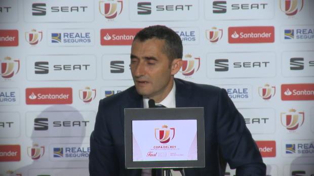 Copa del Rey: Valverde glücklich über Iniesta