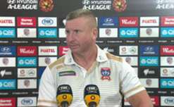 Jets boss Mark Jones was disappointed with his side's defensive performance in their 3-2 loss to Perth Glory.