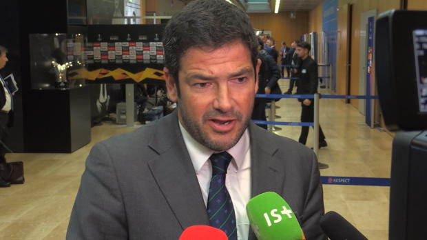 16es - Alorcon (Betis) - 'Ça sera difficile contre Rennes'