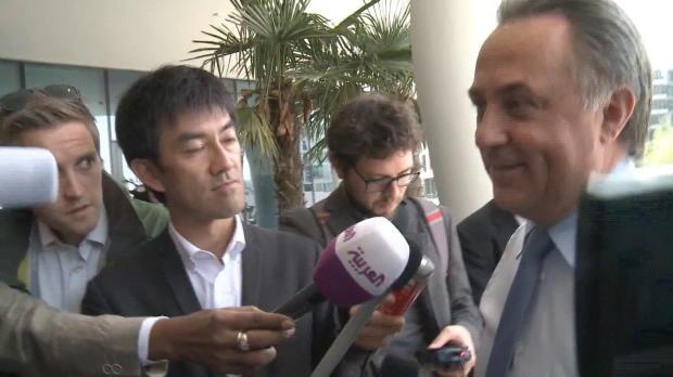 """FIFA: Russen-Minister: WM 2018? """"Keine Sorge"""""""