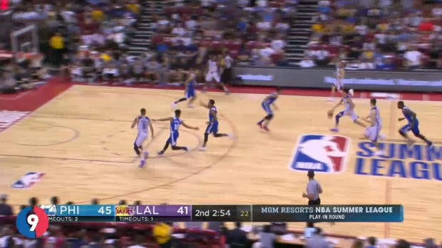 Lonzo Ball's Top 10 Plays from the Las Vegas Summer League