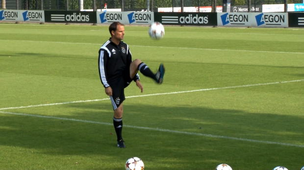 Foot : Eredivisie - Ajax, Frank de Boer a de beaux restes