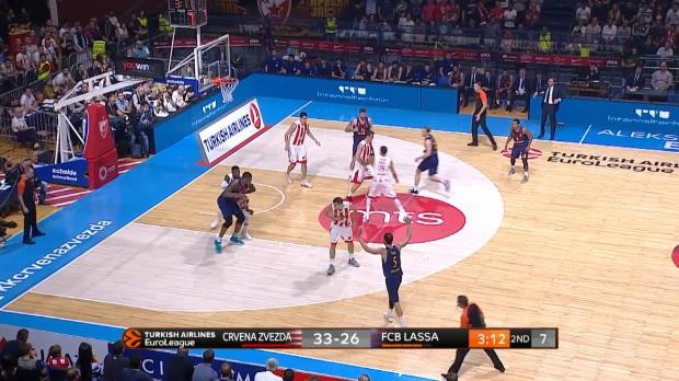 Basket : Euroligue (2e j.) - Séraphin et Heurtel n'ont pas suffi