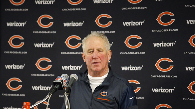 Bears postgame press conference