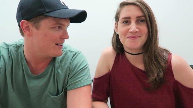 Bree & Gawndy Stitch up the Mariners