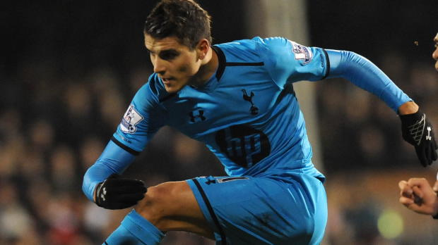 Foot : P.League - Tottenham, Pochettino croit en Lamela