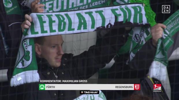 SpVgg Greuther Fürth - SSV Jahn Regensburg
