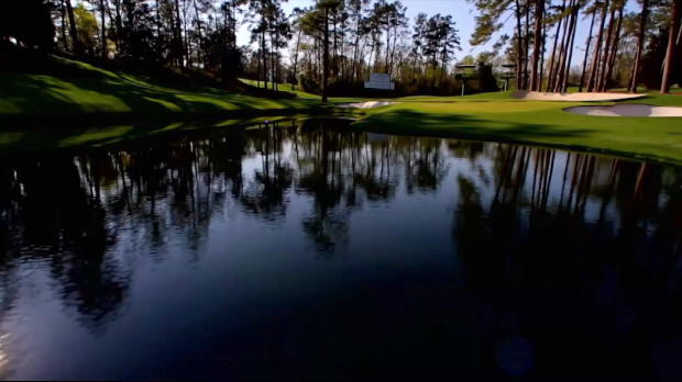 Mercedes-Benz Golf: Weekly Wrap – The Masters