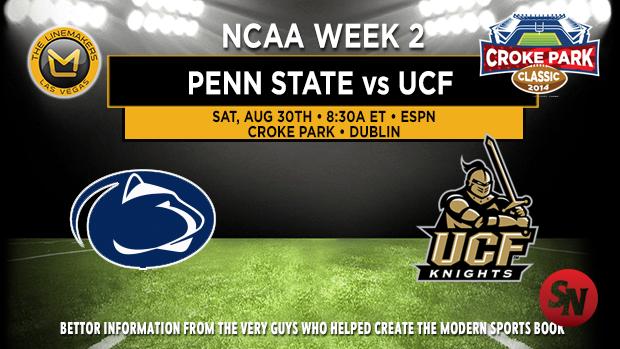 Penn State vs. UCF