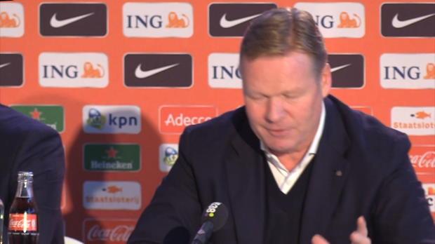 """Niederlande: """"Stolzer"""" Koeman neuer Bondscoach"""