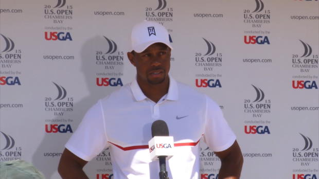Woods keen to keep busy despite early exit