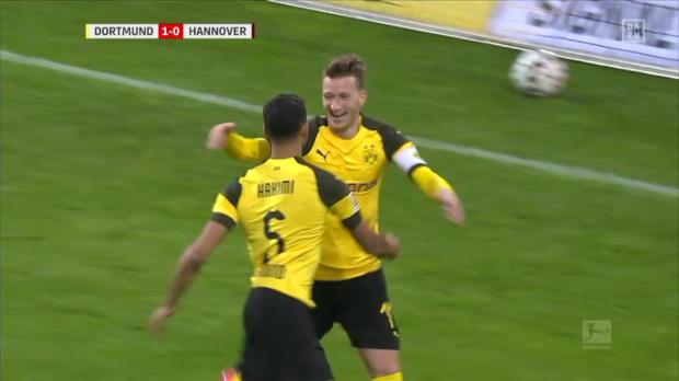 BVB-Moments: Guerreiro genial, Reus raffiniert