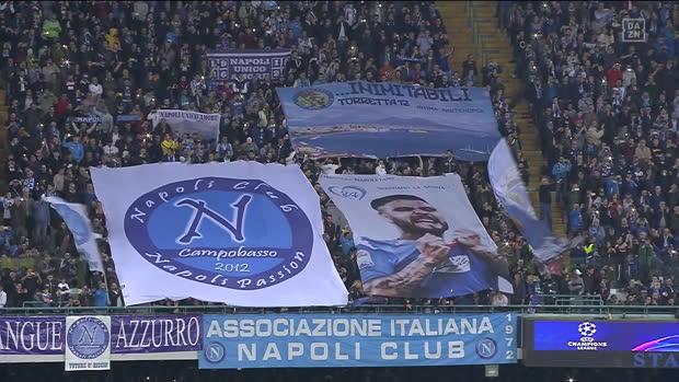 UEFA Champions League: Neapel - PSG   DAZN Highlights