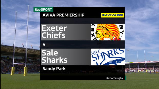 Aviva Premiership - Match Highlights - Exeter Chiefs v Sale Sharks